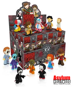 Funko Mystery Minis Horror Series for Halloween
